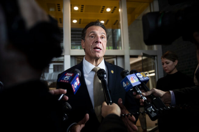 Dems reluctant to call for Cuomo resignation, support waiting for AG investigation