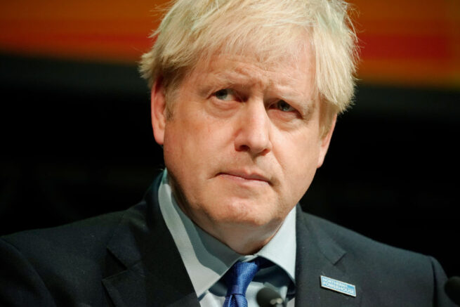 UK PM Boris Johnson to visit India in April end