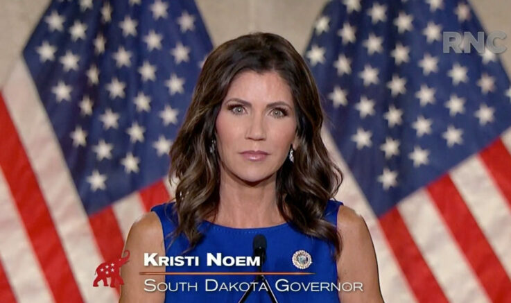 S.D. Gov. Noem rejects transgender sports bill, sends back for lawmakers to revise