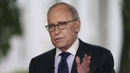 File - Former White House economic adviser Larry Kudlow is pictured. (Carolyn Kaster / AP Photo)