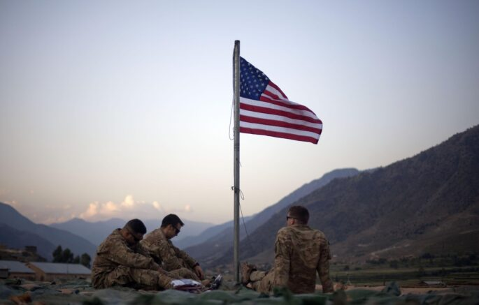 U.S.  floats draft for Afghanistan-Taliban peace deal