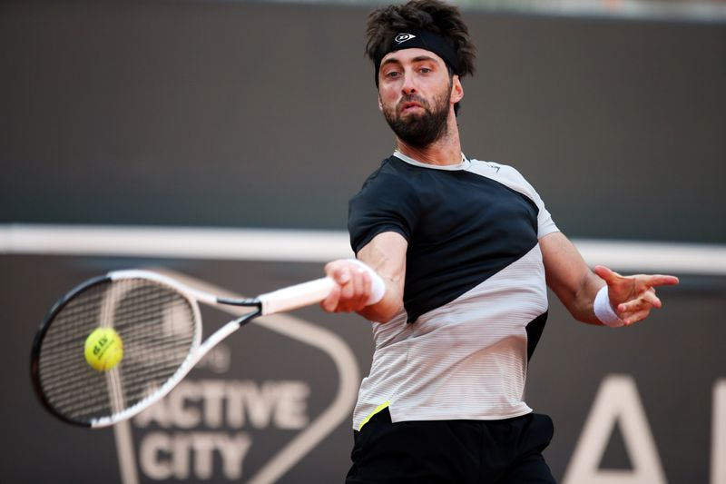 FILE PHOTO: ATP 500 - Hamburg European Open