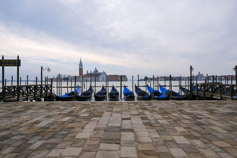 FILE PHOTO: Venice becomes a 'red zone' as Italy ramps up COVID-19 restrictions