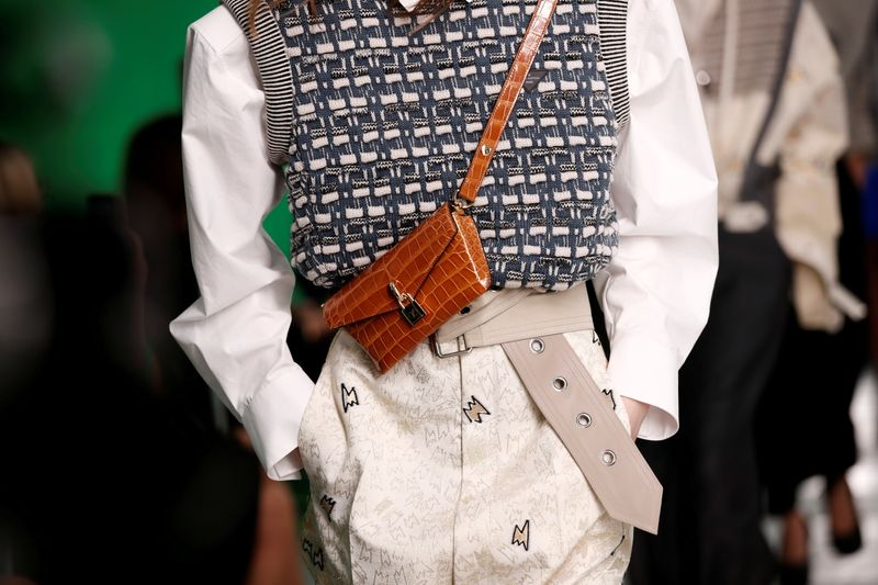 FILE PHOTO: Louis Vuitton Spring/Summer 2021 ready-to-wear collection in Paris