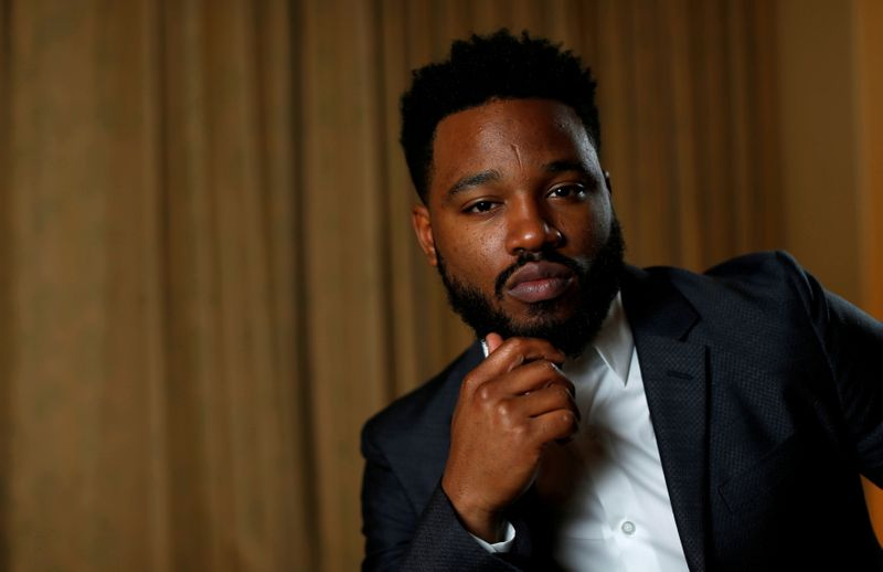 FILE PHOTO: Director Coogler poses for a portrait while promoting the movie