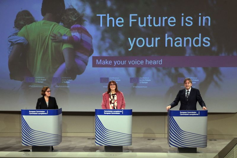Conference on the Future of Europe, in Brussels