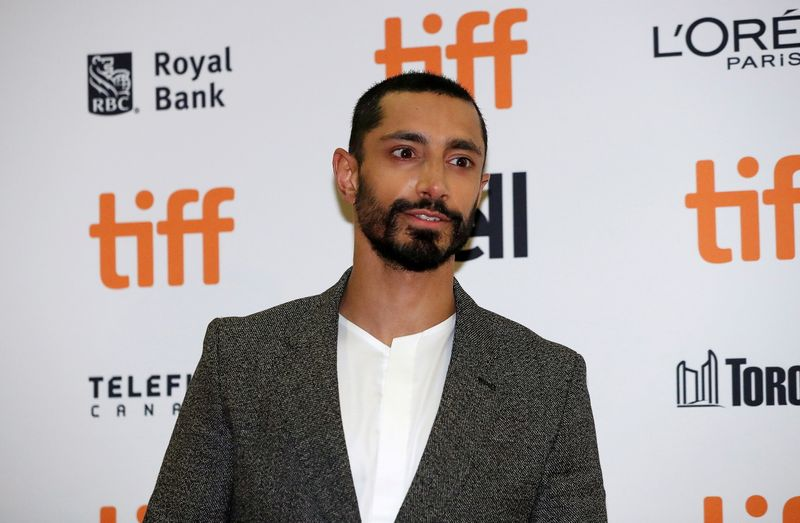 FILE PHOTO: Actor Riz Ahmed arrives for the world premiere of The Sisters Brothers at the Toronto International Film Festival (TIFF) in Toronto