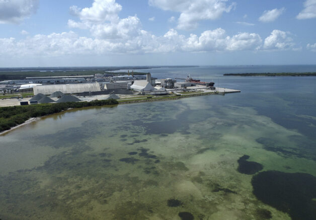 Fla. county prepares for toxic waste water spill