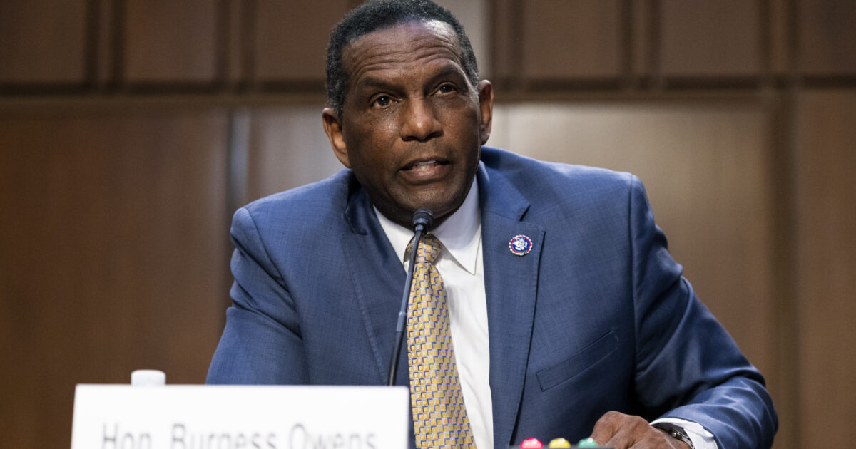 House Democrats block vote on Rep. Owens' 'Say No to Indoctrination Act'