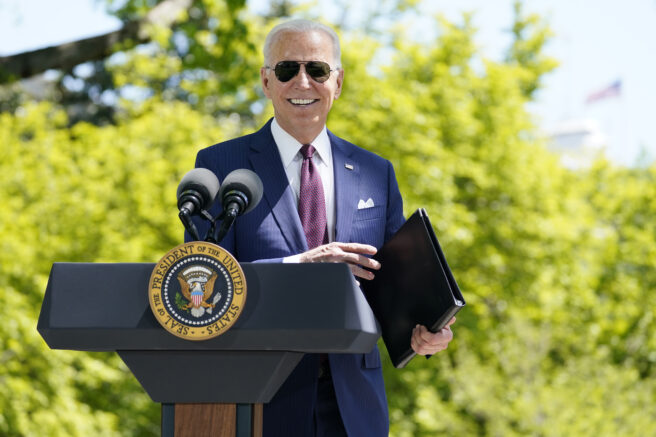 Biden's first 100 days promote Big Government