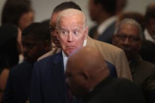 CHICAGO, ILLINOIS - JUNE 28: Democratic presidential candidate, former Vice President Joe Biden attends the Rainbow PUSH Coalition Annual International Convention on June 28, 2019 in Chicago, Illinois. Biden is one of 25 candidates seeking the Democratic nomination for president and the opportunity to face President Donald Trump in the 2020 general election. (Photo by Scott Olson/Getty Images)