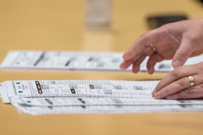 Atlanta-based news outlet retracts false claims about new Ga. elections law