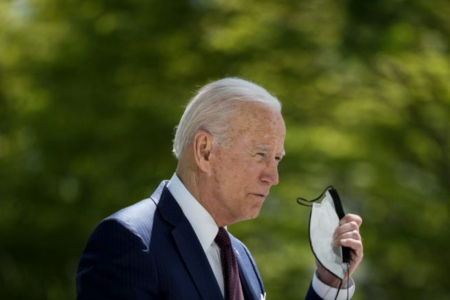 Biden: Mask-wearing is a patriotic responsibility