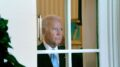 WASHINGTON, DC - SEPTEMBER 18: US Vice-President Joe Biden looks on during a bilateral meeting between President Obama and President Petro Poroshenko of Ukraine in the Oval Office of the White House September 18, 2014 in Washington, DC. The two leaders held a bilateral meeting to discuss a strategic aid package for Ukraine for its battle with pro Russian separatists. (Photo by Olivier Douliery-Pool/Getty Images)