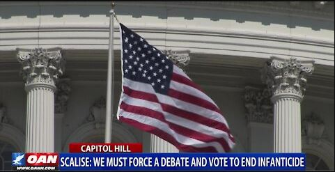 Scalise: We must force a debate and vote to end infanticide