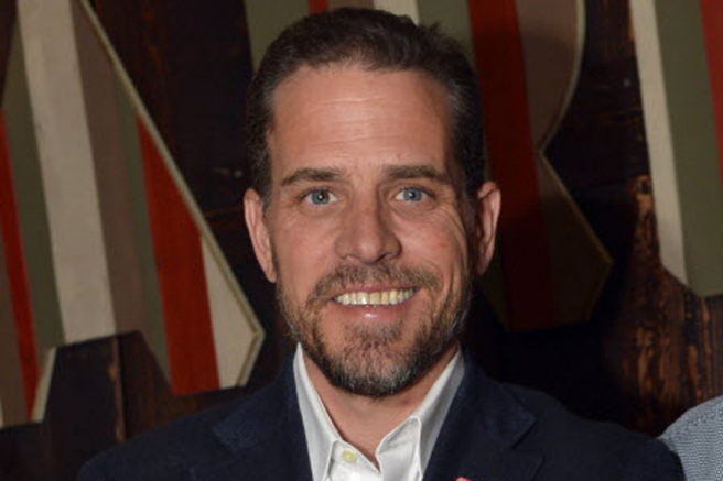 File - Hunter Biden, son of Joe Biden, is pictured. (Jack Dempsey/ AP Photo)