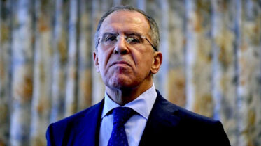 Russian Foreign Minister Sergei Lavrov is pictured. (AP Photo)c