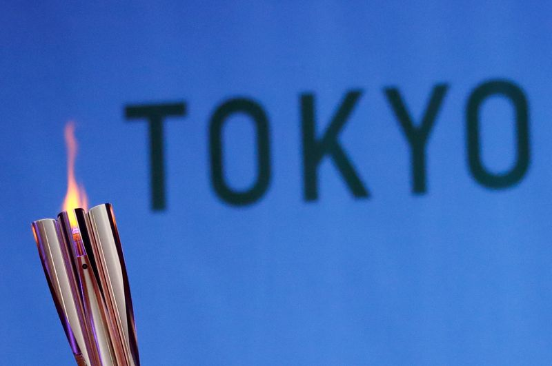 FILE PHOTO: FILE PHOTO: Tokyo 2020 Olympic torch relay