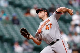 'My dad was there today': Orioles' Means felt late father's presence at no-hitter