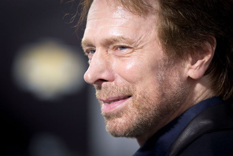 FILE PHOTO: Producer Jerry Bruckheimer arrives for the premiere of the movie