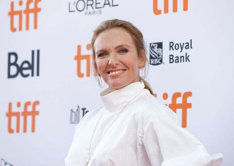 FILE PHOTO: Cast member Toni Collette arrives for the special presentation of