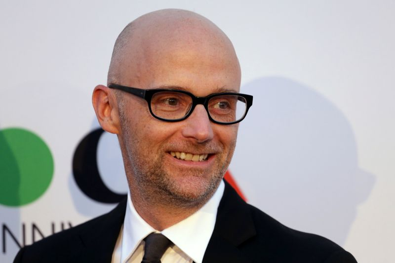 FILE PHOTO: Moby attends MOCA's 35th Anniversary Gala in Los Angeles