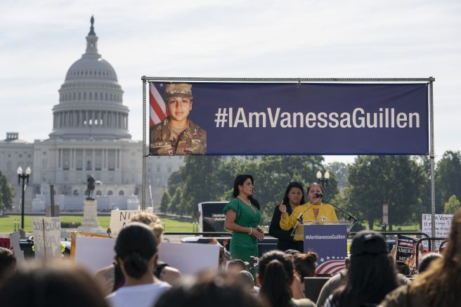 Army investigation finds Vanessa Guillen was sexually harassed