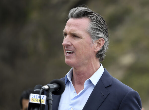 Support for Recall Newsom efforts stronger in conservative Calif. areas