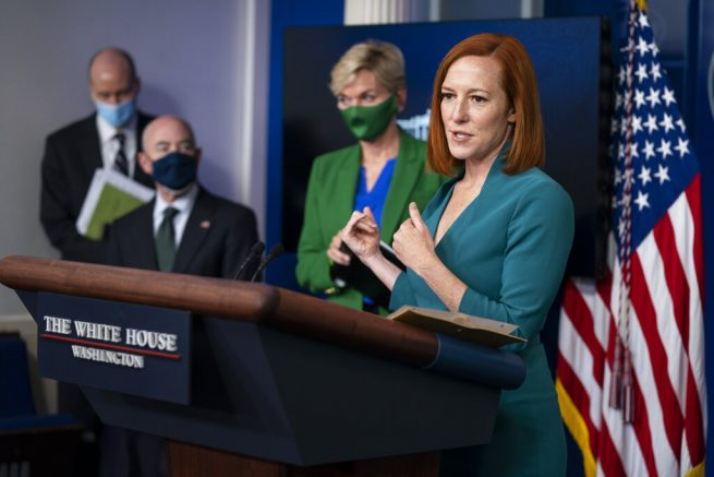 White House Press Secretary: Israeli-Palestinian conflict must be solved by local leaders