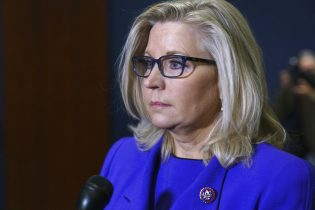 House GOP votes to remove Rep. Cheney as conference chair