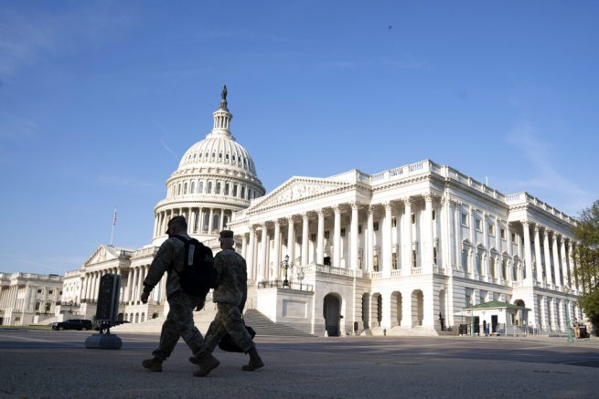 The House voted to create an independent commission on the deadly Jan. 6 insurrection at the U.S. Capitol sending the legislation to an unce