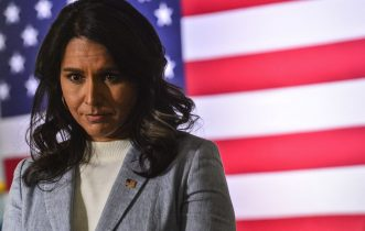 (Kristopher Radder | The Brattleboro Reformer/AP) Democratic presidential candidate U.S. Rep. Tulsi Gabbard, of Hawaii, seen here at a town hall meeting in Keene, N.H., on Jan. 21, 2020, will hold four campaign events in Utah, from Feb. 21 to 23, 2020.