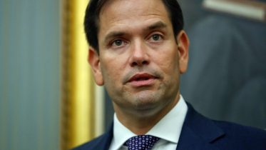 """FILE - In this Sept. 26, 2017, file photo, Sen. Marco Rubio, R-Fla., speaks during a news conference on Capitol Hill in Washington. Rubio said Saturday, Jan. 27, 2018, that he has fired his chief of staff after getting reports of """"improper conduct"""" with staffers. Rubio said he had """"sufficient evidence to conclude that while employed by this office, my chief of staff had violated office policies regarding proper relations between a supervisor and their subordinates."""" He offered few details. (AP Photo/Pablo Martinez Monsivais, File)"""