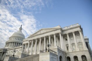 The US Capitol building in Washington. (AP photo)