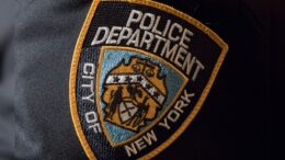 File - A New York Police Department officer is pictured. (AP Photo)