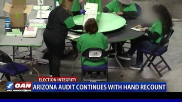 Ariz. audit continues with hand recount