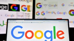 A picture taken on November 20, 2017 shows logos of US multinational technology company Google displayed on computers' screens. / AFP PHOTO / LOIC VENANCE (Photo credit should read LOIC VENANCE/AFP via Getty Images)