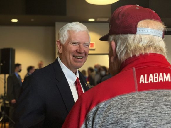 Rep. Mo Brooks comes down on Biden's first 100 days