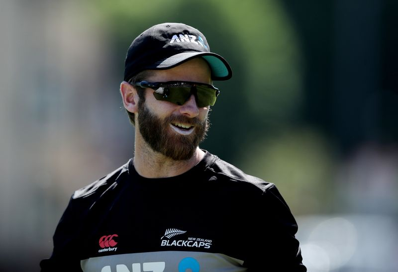 FILE PHOTO: Second Test - New Zealand Practice