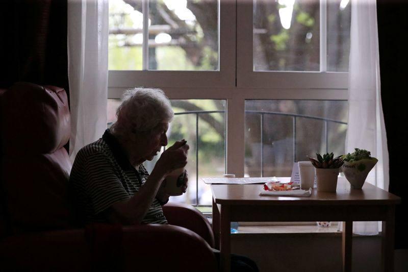 FILE PHOTO: The cost of caregiving: When financial and emotional stress compound
