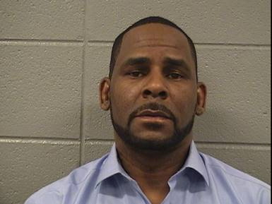 FILE PHOTO: Singer Robert Kelly, known as R. Kelly, is pictured in Chicago, Illinois, U.S., in this March 6, 2019 handout booking photo