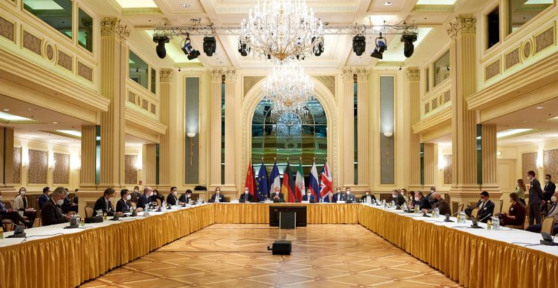 FILE PHOTO: Meeting of JCPOA Joint Commission in Vienna