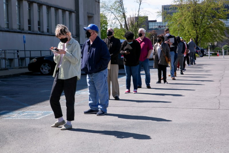 FILE PHOTO: FILE PHOTO: Career center reopens for in-person appointments in Kentucky