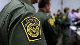 FILE - In this Thursday, May 2, 2019 file photo, Border Patrol agents hold a news conference prior to a media tour of a new U.S. Customs and Border Protection temporary facility near the Donna International Bridge in Donna, Texas. President Joe Biden's administration is refusing to allow lawyers who inspect facilities where immigrant children are detained to enter a Border Patrol tent in Texas where agents are holding hundreds of youths. The attorneys say they were allowed to speak to children at the facility in Donna on Thursday, March 11, 2021 but were denied the chance to see the areas where the youths were being held. (AP Photo/Eric Gay, File)