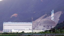 The Taishan Nuclear Power Plant in Taishan in southern China's Guangdong Province is seen, Thursday, June 17, 2021. The Taishan Nuclear Power Plant near Hong Kong had five broken fuel rods in a reactor but no radioactivity leaked, the government said Wednesday in its first confirmation of the incident that prompted concern over the facility's safety. (AP Photo)