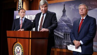 Senators on Capitol Hill introduced legislation aimed at cracking down cyber criminals. On Thursday, Sen. Lindsay Graham (R.S.C.), Sen. Sheldon Whitehouse (D-R.I.) and Sen. Richard Blumenthal (D-Conn.) set in motion the International Cybercrime Prevention Act, which looks to ramp up penalties for hackers targeting critical infrastructure.