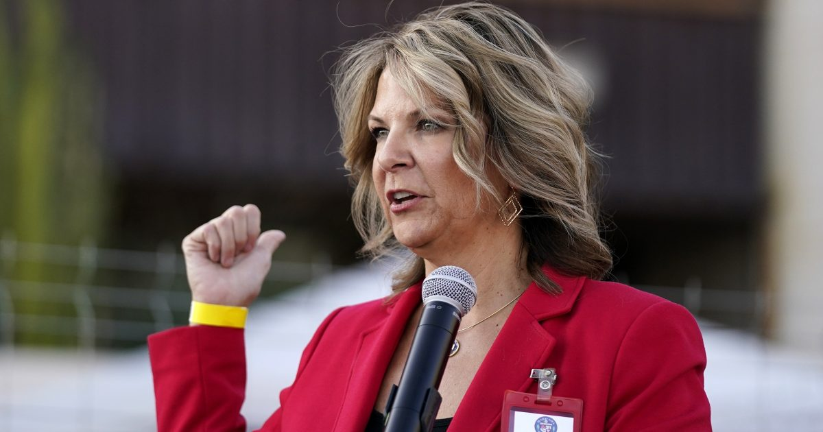Ariz. GOP chair Dr. Ward says Democrat proposed 'For the People Act' is a partisan power grab