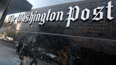 File- The Washington Post building is pictured. (Charles Dharapak / AP Photo)