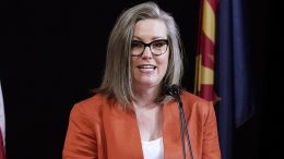 Arizona Secretary of State Katie Hobbs is the second notable Democrat to join the race for governor. | Ross D. Franklin/AP Photo