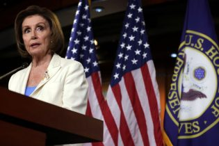 WASHINGTON, DC - JUNE 24: U.S. Speaker of the House Rep. Nancy Pelosi (D-CA) speaks during a weekly news conference at the U.S. Capitol June 24, 2021 in Washington, DC. Speaker Pelosi announced that she is forming a select committee to investigate the January 6, 2021 Capitol riot. (Photo by Alex Wong/Getty Images)